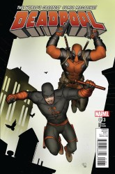 Marvel - Deadpool # 13 Pham Daredevil Variant