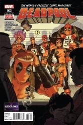 Marvel - Deadpool #3