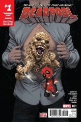 Marvel - Deadpool #21