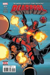Marvel - Deadpool # 24