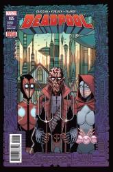 Marvel - Deadpool #25