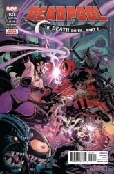 Marvel - Deadpool # 28