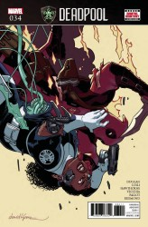 Marvel - Deadpool # 34
