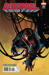 Marvel - Deadpool # 29 Deodato Resurrxion Variant