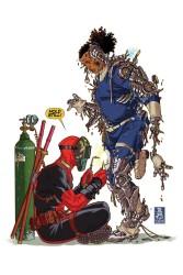 Marvel - Deadpool # 31 Original Sin