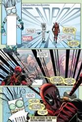 Marvel - Deadpool #4 Secret Comic Variant