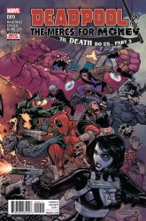 Marvel - Deadpool & The Mercs For Money (2. Seri) # 9