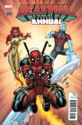 Marvel - Deadpool Annual # 1 Variant