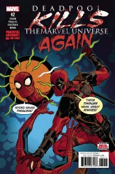 Marvel - Deadpool Kills Marvel Universe Again #2