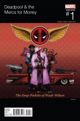 Marvel - Deadpool & The Mercs For Money # 1 Rahzzah Hip Hop Variant