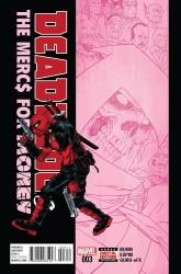 Marvel - Deadpool & The Mercs For Money (1. Seri) #3