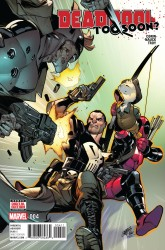 Marvel - Deadpool Too Soon # 4