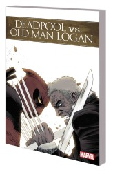 - Deadpool vs Old Man Logan TPB