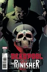 Marvel - Deadpool Vs Punisher # 3 Variant