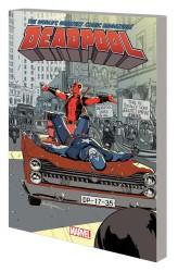 Marvel - Deadpool World′s Greatest Vol 10 Secret Empire TPB