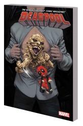 Marvel - Deadpool World′s Greatest Vol 6 Patience Zero TPB