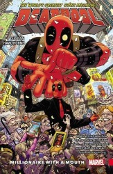Marvel - Deadpool World′s Greatest Vol 1 Millionaire With A Mouth TPB