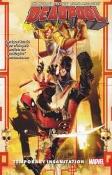 Marvel - Deadpool World′s Greatest Vol 4 Temporary Insanitation TPB