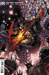 DC - Dark Nights Death Metal # 1 1:25 Doug Mahnke Variant