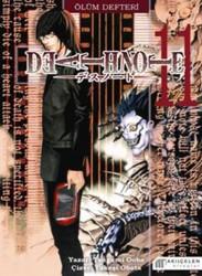 Akılçelen - Death Note - Ölüm Defteri Cilt 11