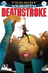 DC - Deathstroke # 17
