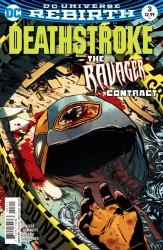 DC - Deathstroke #3