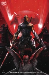 DC - Deathstroke # 32 Deathstroke vs Batman Mattina Variant