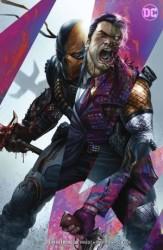 DC - Deathstroke # 38 Mattina Variant