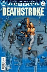 DC - Deathstroke # 5 Variant