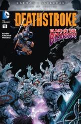 DC - Deathstroke (New 52) # 15