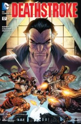 DC - Deathstroke (New 52) # 17