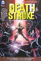 DC - Deathstroke (New 52) Vol 2 Lobo Hunt TPB