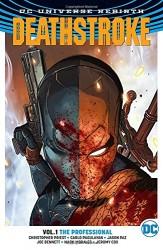 DC - Deathstroke (Rebirth) Vol 1 The Professional TPB