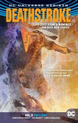 DC - Deathstroke (Rebirth) Vol 3 Twilight TPB