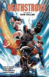 DC - Deathstroke Vol 2 God Killer TPB