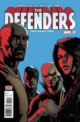 Marvel - Defenders # 2