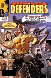 Marvel - Defenders # 6 Kudranski Lenticular Homage Variant