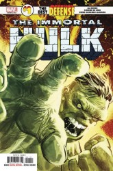 Marvel - Defenders Immortal Hulk # 1