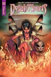 Dynamite - Dejah Thoris # 2 Davila Variant