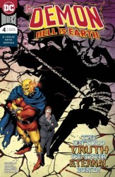 DC - Demon Hell Is Earth # 4