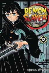 VIZ - Demon Slayer Kimetsu No Yaiba Vol 12 TPB