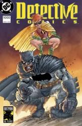 DC - Detective Comics # 1000 1980's Variant