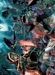 DC - Detective Comics # 1000 Midnight Release Variant