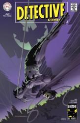 DC - Detective Comics # 1000 1960's Variant