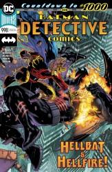 DC - Detective Comics # 998