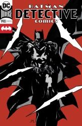 DC - Detective Comics # 990 Foil