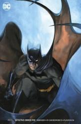 DC - Detective Comics # 992 Dell'Otto Variant