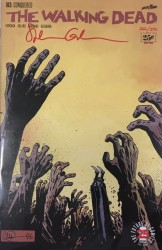 Image - DF The Walking Dead # 163 Stefano Gaudiano İmzalı Sertifikalı