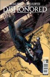 Titan Comics - Dishonored Peeres And The Price # 1