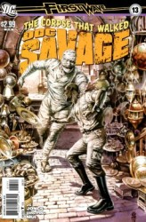 DC - Doc Savage (2010) # 13
